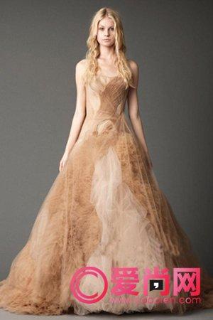 亚洲婚纱设计_亚洲青年婚纱时装设计大赛作品欣赏之礼服
