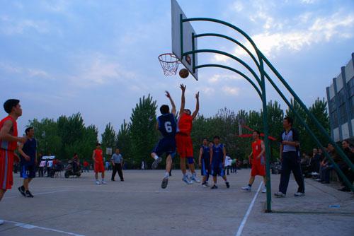 排球高中组比赛