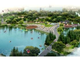 沾益县西河生态公园规划