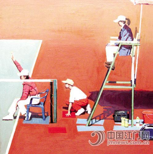 任英强,广东鹤山人,1952年11月出生,毕业于华南师范大学美术系,本科
