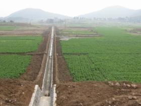 巫溪县加快小型农田水利重点县建设