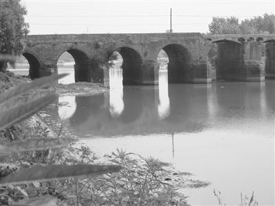 安徽最古老石拱桥征集 出生照