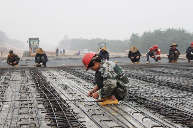 粤海铁路儋州站站前路8月通车