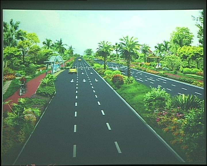 延长线市政道路工程