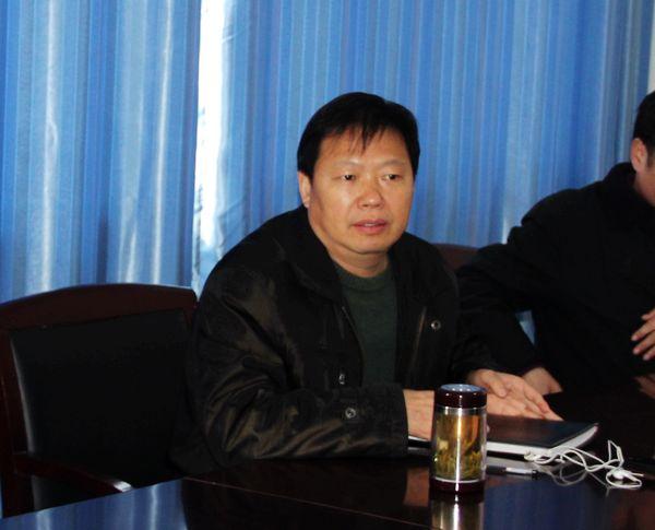 砀山县举行郑徐高铁建设协调会