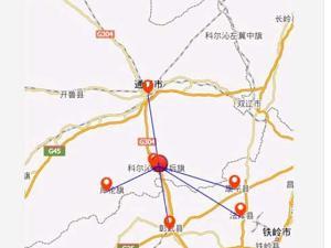 四平地震,�|���c�让晒沤唤绨l生5.3�地震 白城四平地�^震感明�@