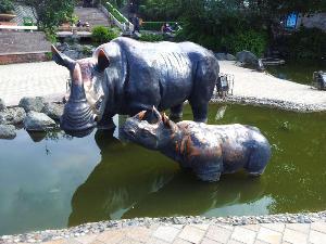 犀牛文化广场