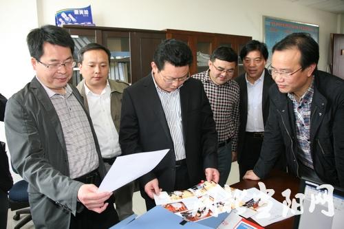 宜昌市委常委、统战部长熊伟调研当阳市统战及