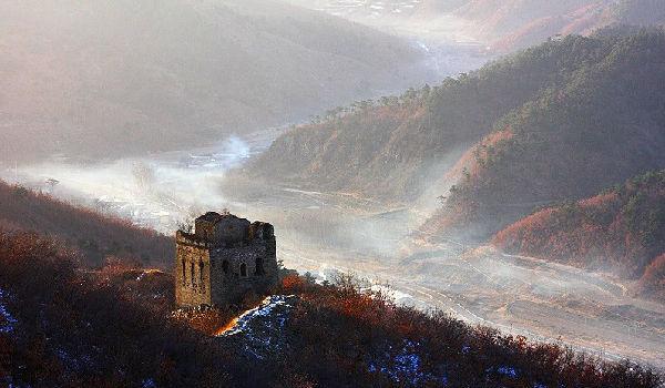 【董家口长城】是秦皇岛长城最经典的一部分