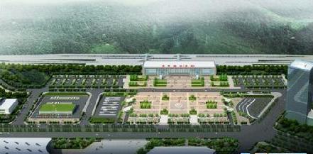 厦深铁路惠州南站(惠阳淡水站)抓紧建设