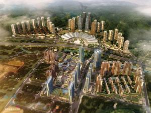 麒龙国际会展城荣膺中国城市综合体创新示范项目大奖