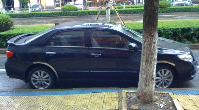 (转让)丰田 卡罗拉 2008款 1.8 GLX