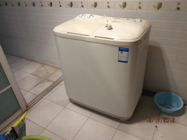 卖个洗衣机:小天鹅净魔方