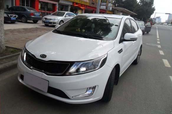 出售2011款起亞K2 1.4MT轎車