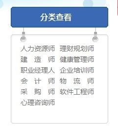 2013年人力资源师资格认证-福州天天向上教育