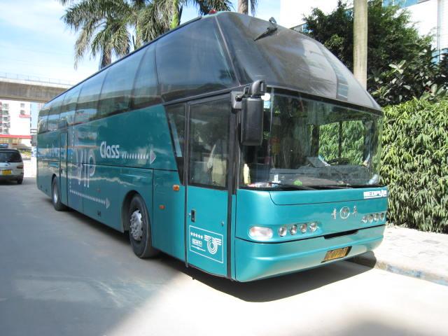 珠海旅游大巴出租最便宜的公司