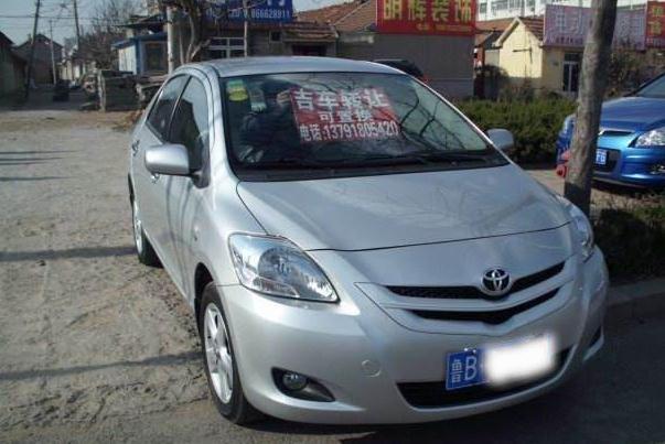 08款丰田威驰 自动挡低价转
