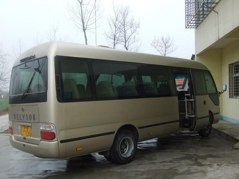 二手17座旅游车出售