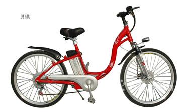 高性能环保电动自行车