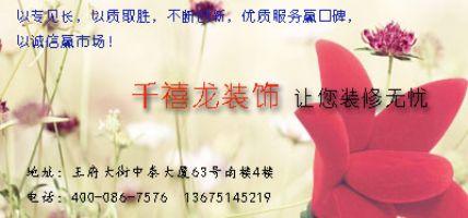 南京千禧龙装饰有限公司