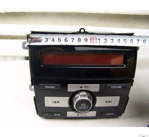 本田锋范原车车载汽车CD主机带USB支持优盘MP3