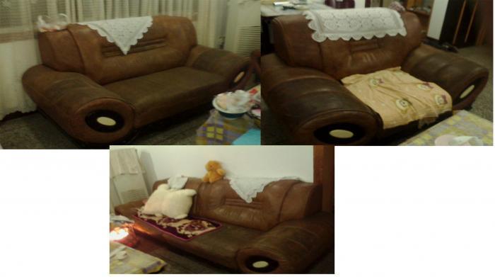 泸州出售旧沙发一套