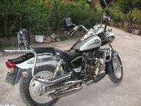 二手钱江太子摩托车出售