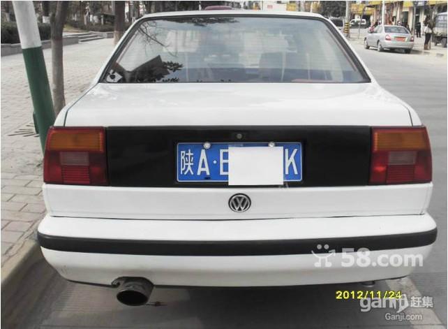 大众 捷达 2002款 GEX LPG 1.6L
