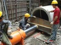唐山非开挖液压顶管施工