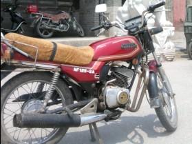出售二手摩托车一辆