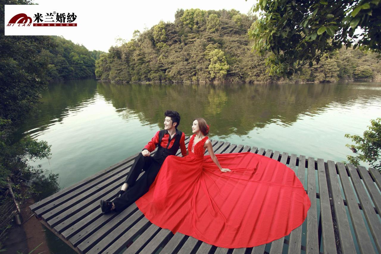 米兰婚纱摄影 萍乡最好的婚纱摄影