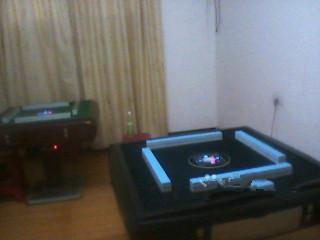 鄂州家用二手麻将机2台