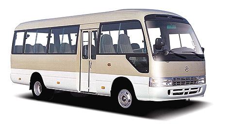 5臺客車整體出售