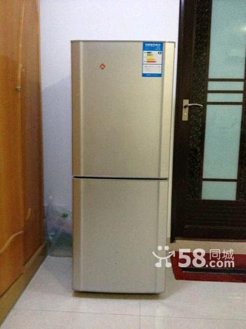 低价出闲置全新容声冰箱(上下双开门)