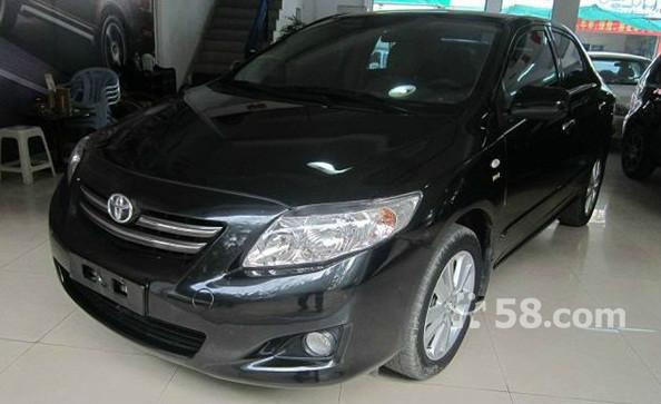 丰田 卡罗拉 2011款自动gk_i新款新车