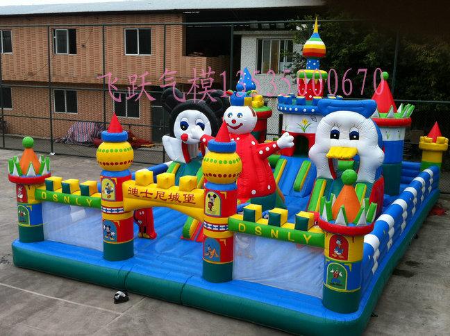 广州大型充气玩具,充气城堡租赁销售