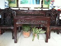 出售老式桌椅和书条
