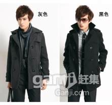 全新高档韩版大衣 很拉风 买来未穿过 - 150元
