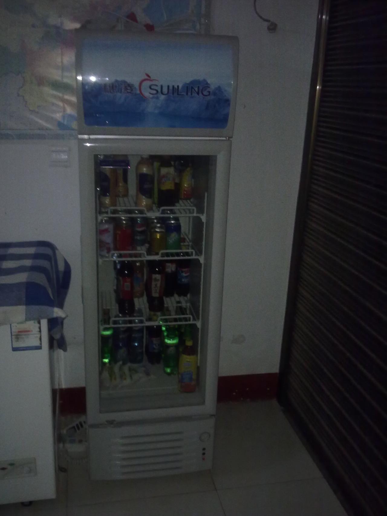 冰箱展示柜低价出售