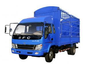 出售8成新7.5米时风风顺3 仓栅式货车