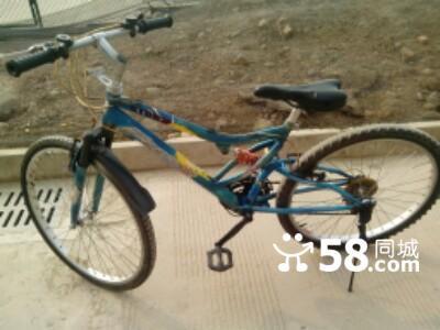 (转让)225元甩卖很好骑的山地自行车