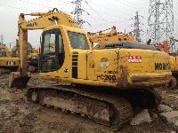 出售小松PC200-6挖掘机