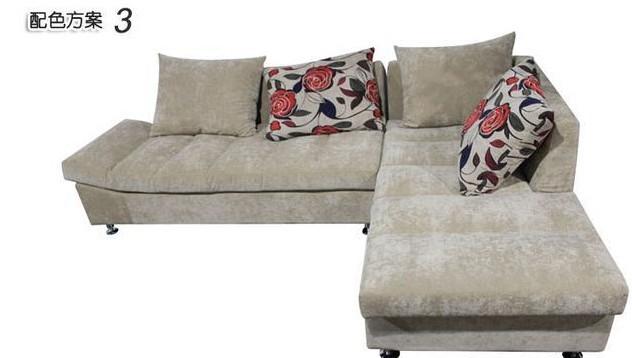 全新小户型布艺沙发(M5)超低价 厂家直销