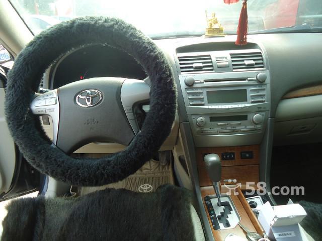 丰田 凯美瑞 2009款 200G NAVI 豪华