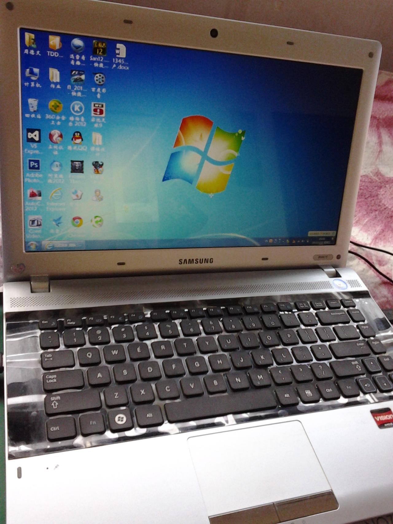 出售9成新三星RV415系列笔记本一台