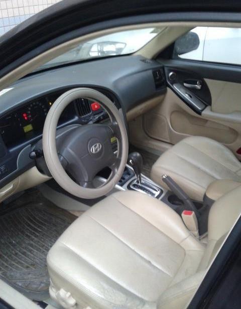 2007年北京现代伊兰特自动挡天窗私家车
