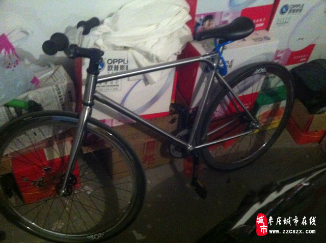 Fixed Gear 自行车中国被称为死飞