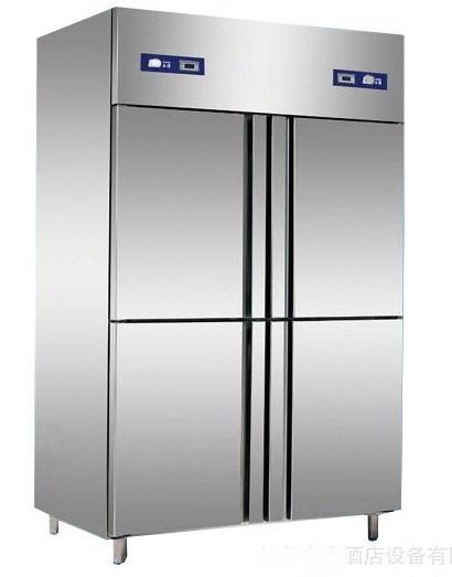厂家批发四门冰箱、冷柜、冷藏展示柜