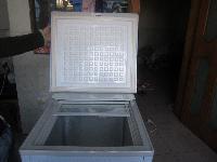 白雪冷柜冰箱,九成新