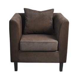 (转让)单人沙发布艺沙发